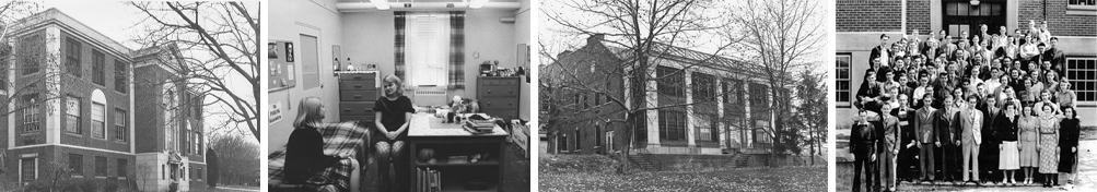 Decades-old images of Penn State Schuylkill