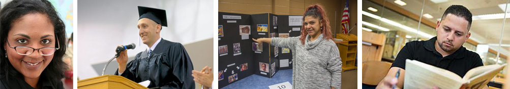 Adult students excel at Penn State Schuylkill.