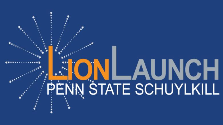 LionLaunch at Penn State Schuylkill logo