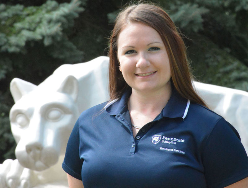 Gianna Agnello, Admissions Couselor at Penn State Schuylkill