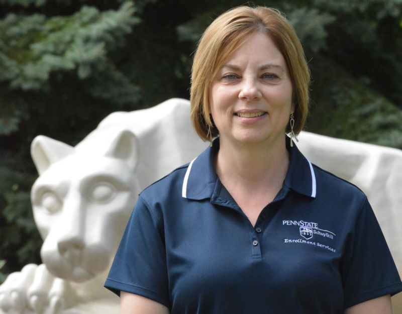 Nancy Blankenhorn Administrative Support Assistant at Penn State Schuylkill