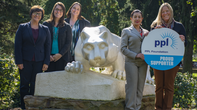 PPL Foundation awards Penn State Schuylkill's LionLaunch program a $2,500 grant