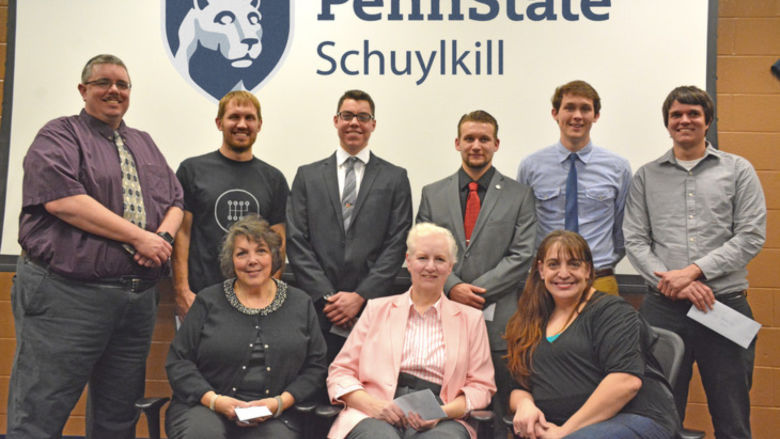 Schuylkill Business Plan Competition winners