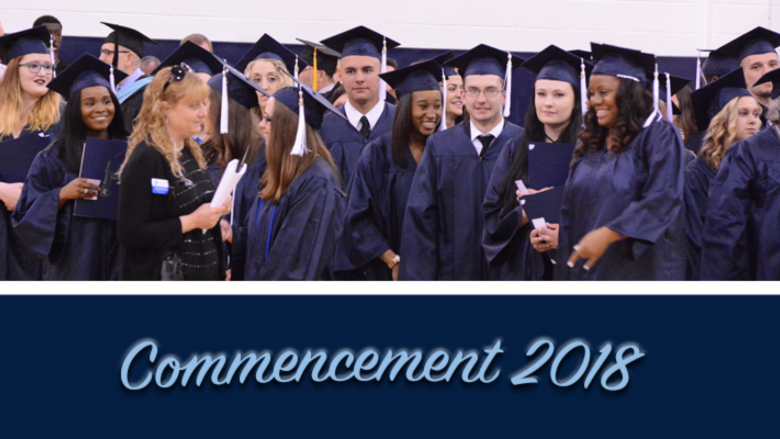 Commencement 2018, May 5, 10:30 a.m.