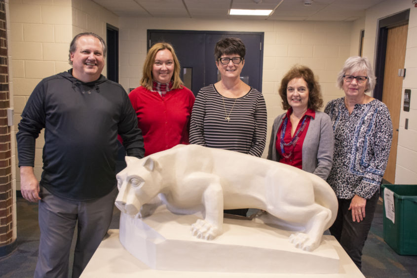 Penn State Schuylkill's Lion Pulse Health Champions