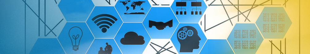 supply chain management iconography